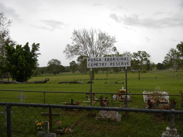 Purga Aboriginal Cemetery Reserve
