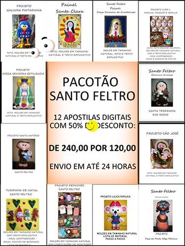 PACOTÃO DE APOSTILAS DIGITAIS by edilmarasantiago