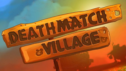 Deathmatch_Village_logo