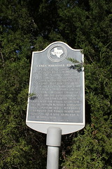 Photo of Robert Eanes black plaque