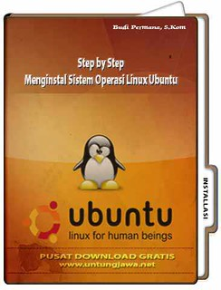 ScreenShoot Step by Step Menginstal Sistem Operasi Linux Ubuntu