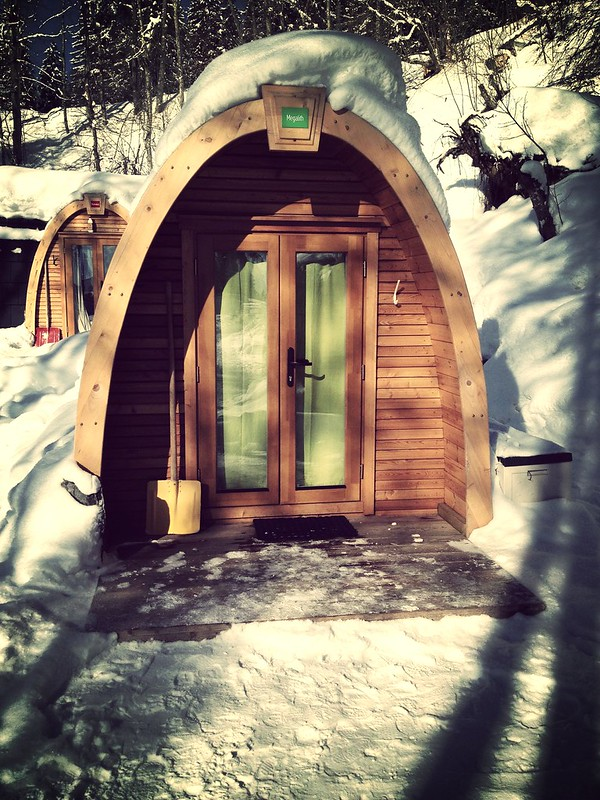 Podhouse S Arched Micro Cabins