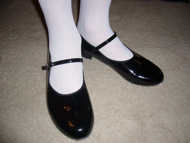 flickriver white tights with black shoes pool