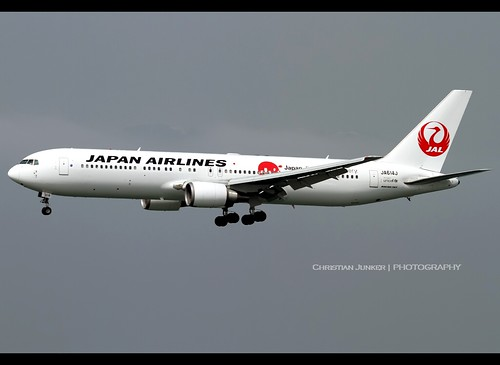 B763 - Boeing 767-346(ER)