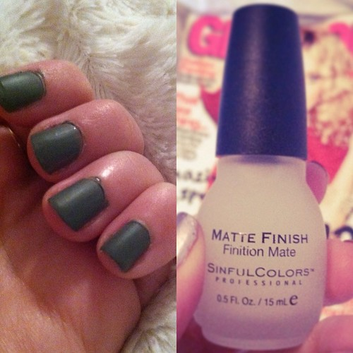 Every Time I Go To Ulta Or A Drugstore Searched For Essies Matte About You And Failed Miserably So When Was In CVS This Past Week Saw The New