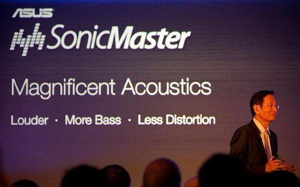 SonicMaster в Padfone Infinity