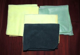Microfiber Magic Rags