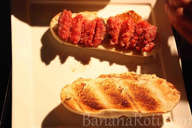 Chorizo Sandwich in Boracay
