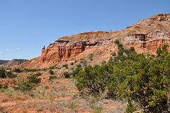 Palo Duro Canyon - Tough Landscape