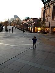 夕方散歩 恵比寿ガーデンプレイス 2013/2/27