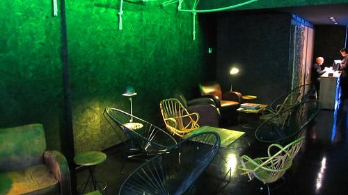 Sala de estar - Restaurante Shibui Bilbao