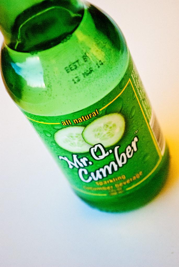 MrQ Cucumber Soda