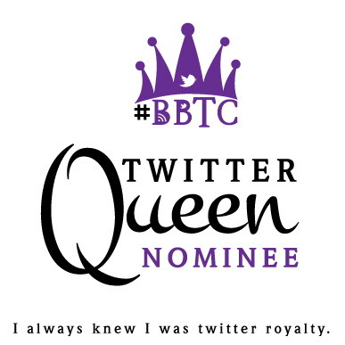 Book Blogger Twitter Con #BBTC 2013 Twitter Queen nominee