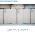 Linen boxes