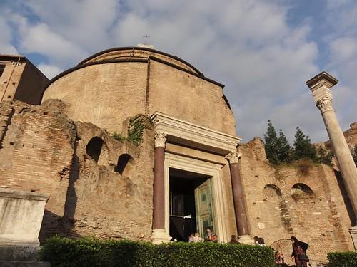 Basilica of Santi Cosma e Damiano