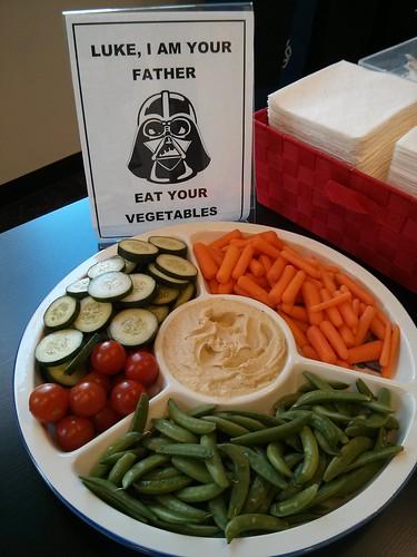 Vader's Vegetables