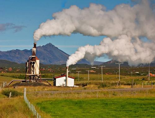 Всемирный банк направит $ 500 млн. на развитие геотермальной энергетики
