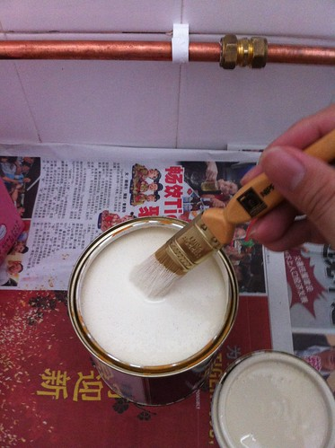 Painting Pipe 10