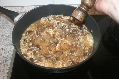 25 - Mit Salz & Pfeffer würzen / Taste with salt & pepper