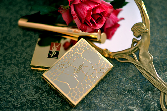 Yves Saint Laurent YSL D'OR collection blogger beauty CATS & DOGS 3