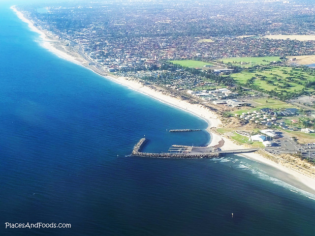 port lincoln aerial view