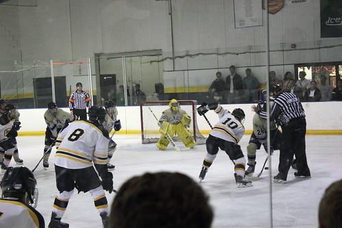 KSU versus GT hockey