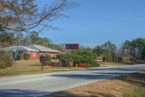 4:29 PM: Cokesbury Hills Motel