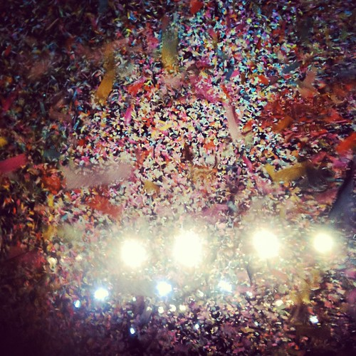 New Year's Eve Confettis