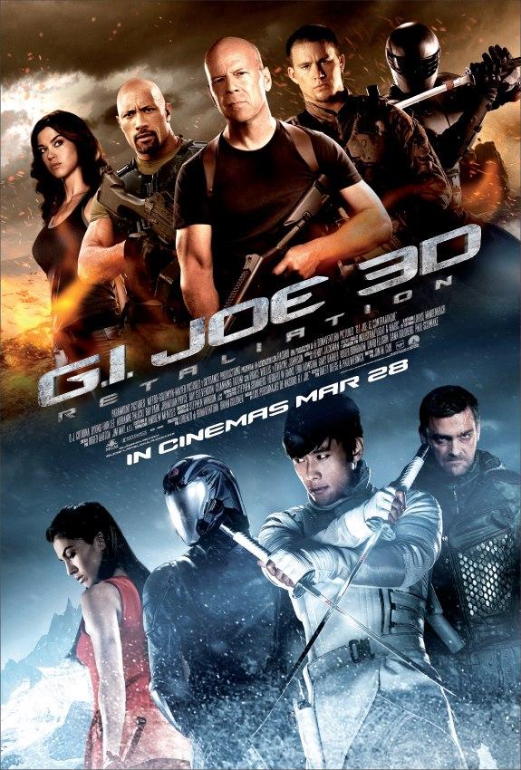 G.I.Joe Retaliation SG