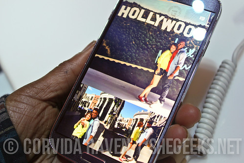 Samsung Galaxy S4 - Inside Story Album