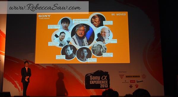 Sony Alpha Experience 2013 - sony NEX 3N DSLT A58-001