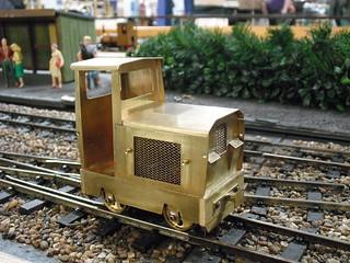 Brass Diesel