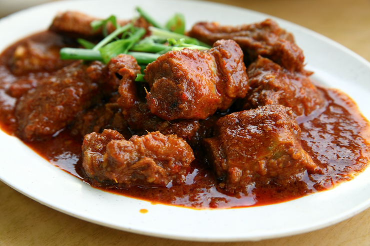 Curry-Pork-Ribs