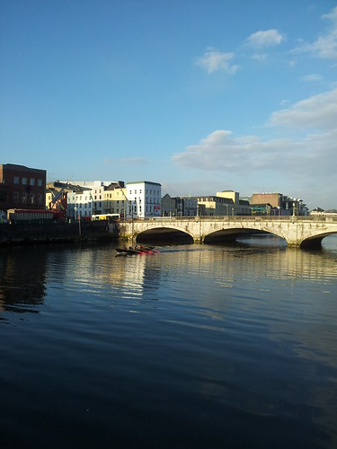 lovely morning to be on the river Lee