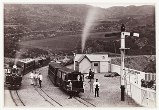 'Ffestiniog, Small Gauge Railway'