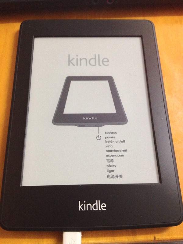 amazon kindle paperwhite