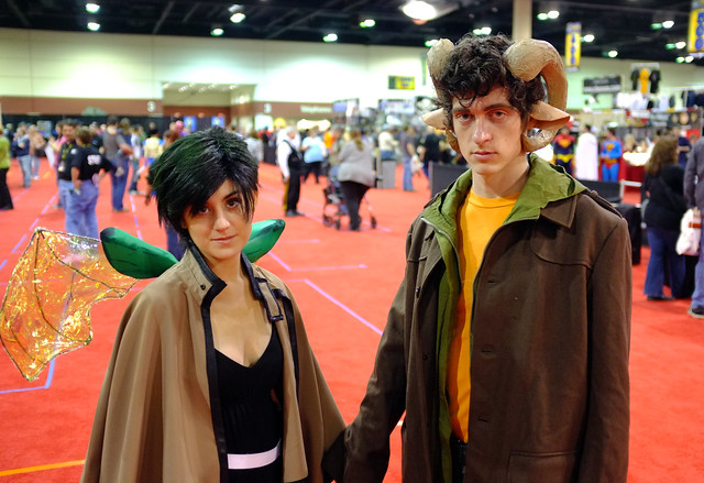 Saga cosplay at MegaCon