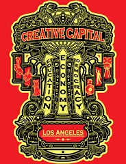 Photo: creative capital logo by andrew colunga