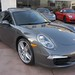 2012 Porsche 911 Carrera S Coupe 991 Agate Grey Black PDK in Beverly Hills @porscheconnection 1107