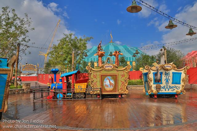 WDW Sept 2012 - Exploring Storybook Circus