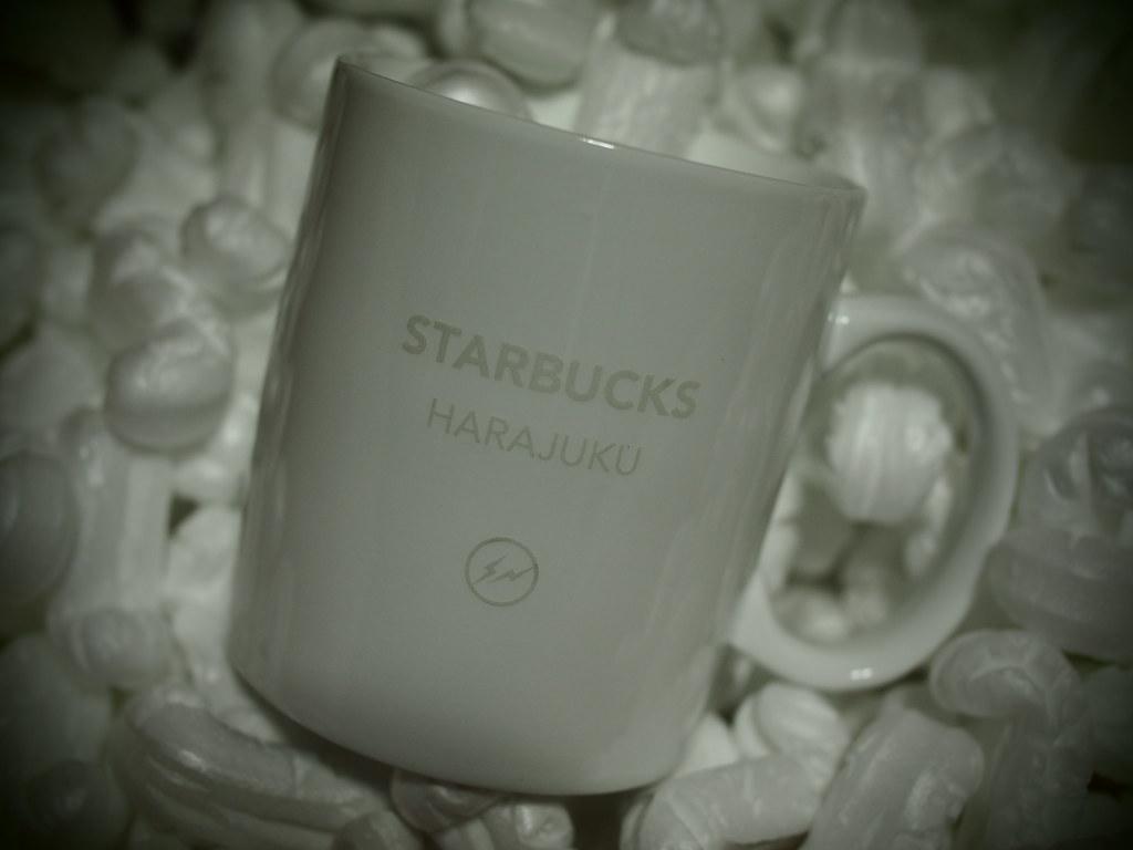 fragment design × Starbucks | Mug
