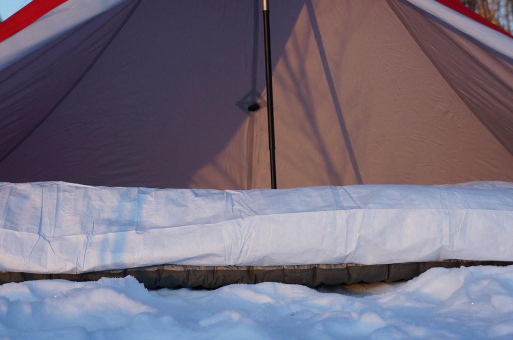 At Camp