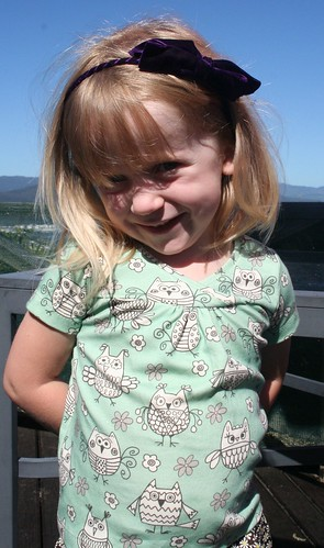Rosa in Oliver   S hopscotch top