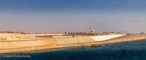 egypt maritime suez suezcanal canal askjell