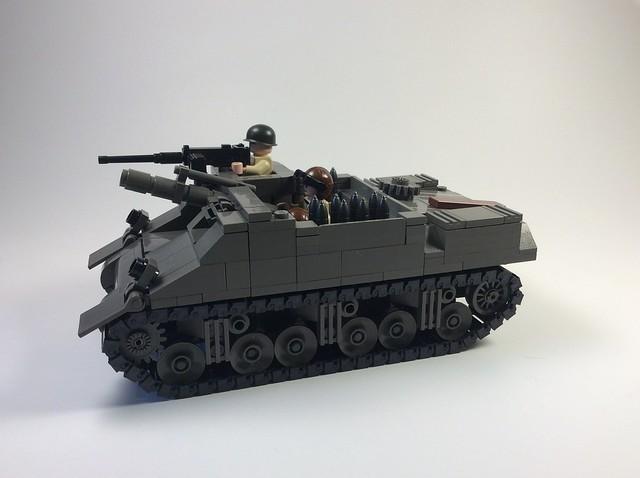 ODG M7B1 Priest