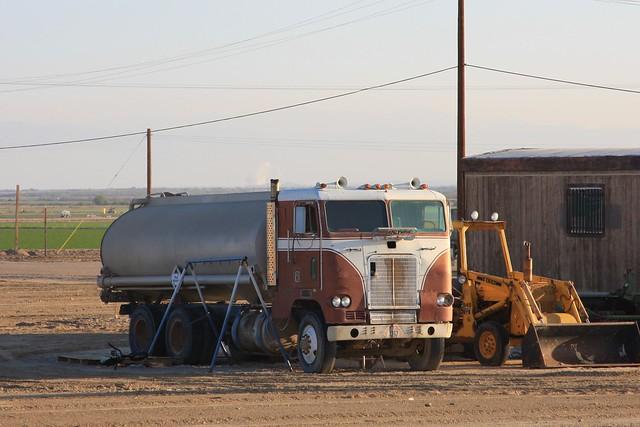 Freightliner Tanker