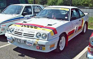 328 Opel Manta Executive (i400 B2 Replica) (1988)