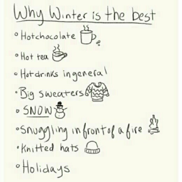 Quotes About Winter Love Tumblr : Why winter is the best? #quote #quotes #comment #comments ...