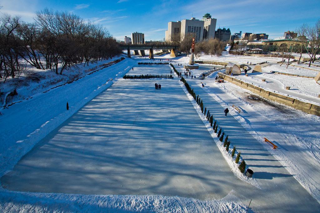 River Trail at The Forks