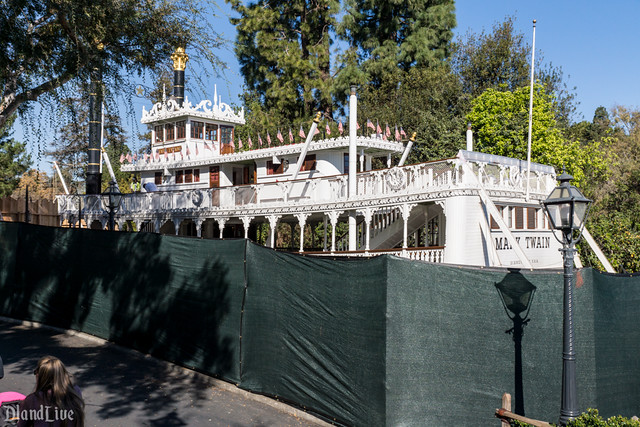 Mark Twain Riverboat Refurbishment